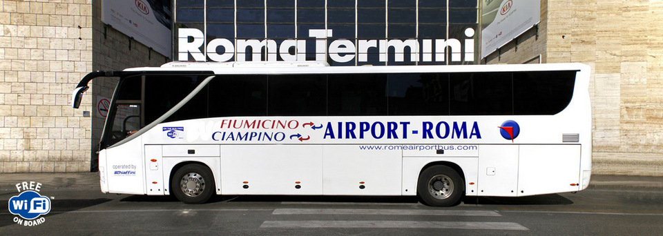 Ciampino Aiport to terini station