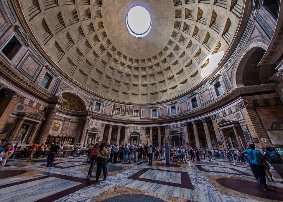 Pantheon.Rome.original.1785