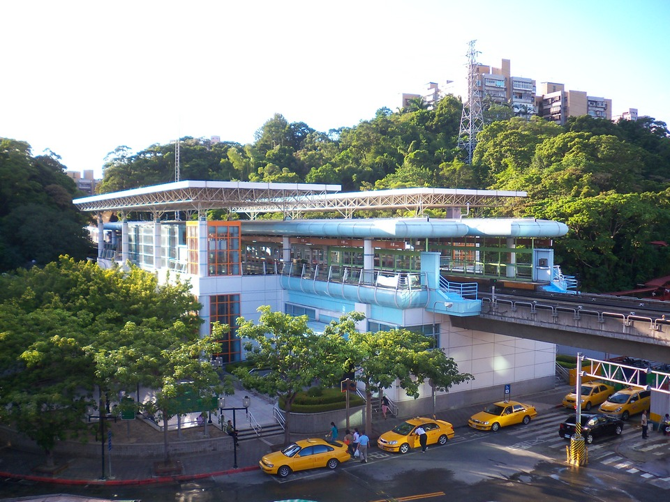 Taipei MRT Muzha Station