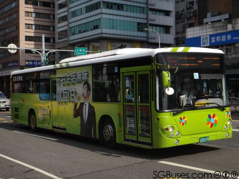 Bus No. 15