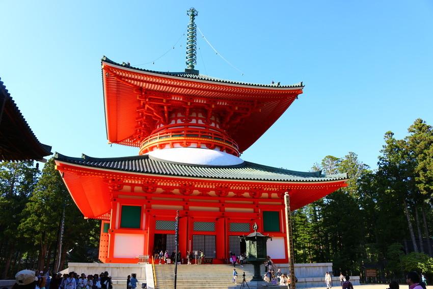 Koyasan Danjo Garan (Sacred Temple Complex),wakayama travel blog (1)
