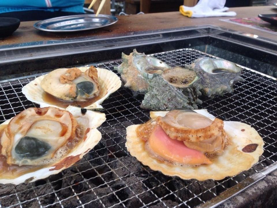 Kuroshio Fish Market,wakayama travel blog (1)