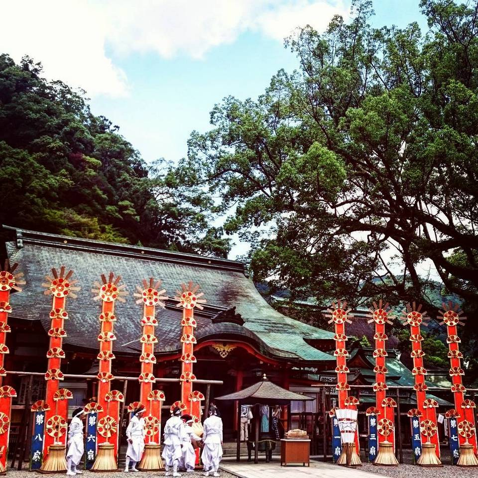 Nachi-no-Ogi matsuri (Nachi Fire Festival),wakayama travel blog (1)