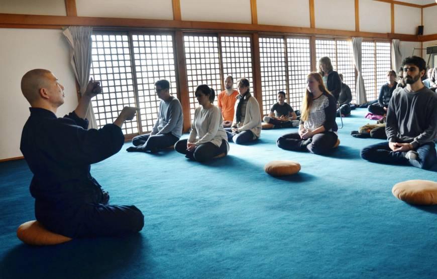 meditation koyasan