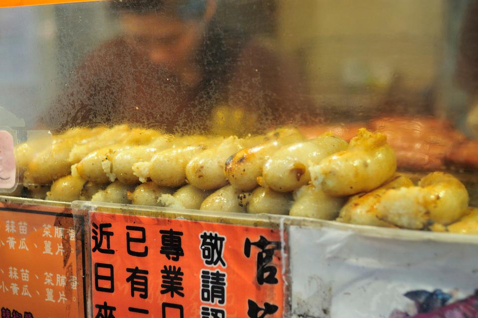 Fresh Chinese sausage (Taiwanese sausage) (1)