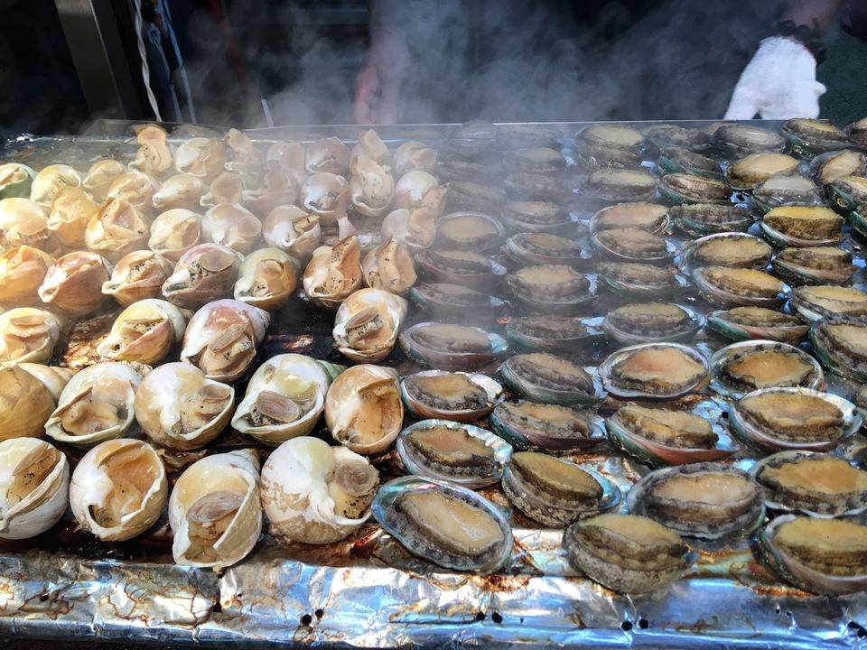 seafood fengjia market