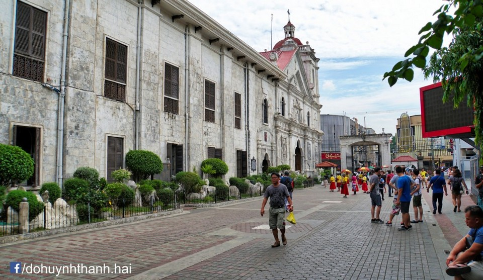 Church of Basilica del Santo Nino (1)