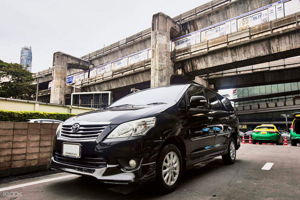PrivateCityTransfersbetweenKohSamet(TessabanPier)andBangkokbyThaiRhythm