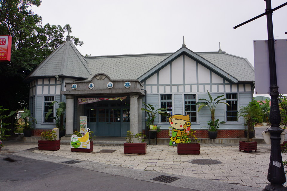 Old Qishan Railway Station – The historic train station,cishan old street,qishan kaohsiung,qishan old street (1)