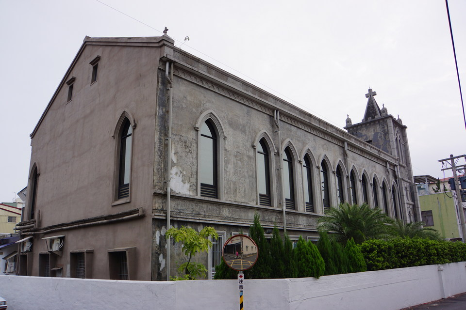 St. Joseph's Catholic Church,qishan old street (1)