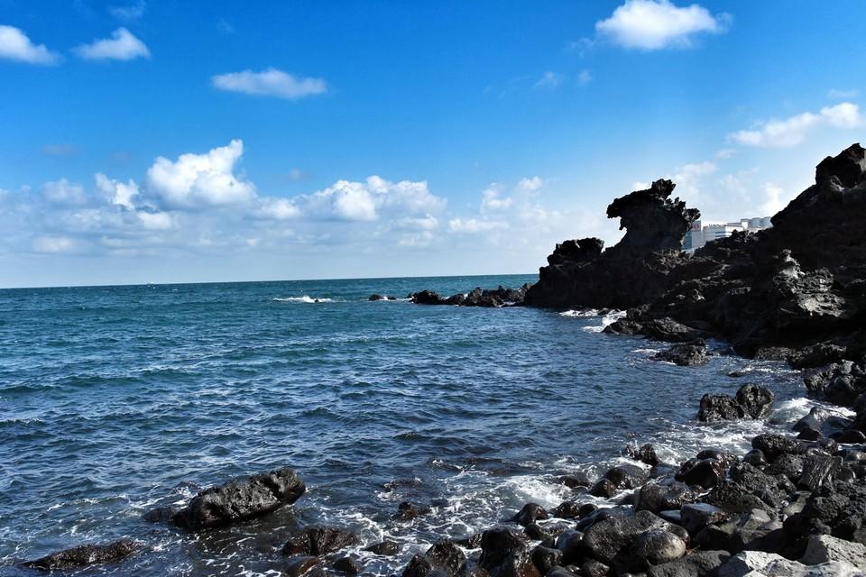Yongduam-Rock