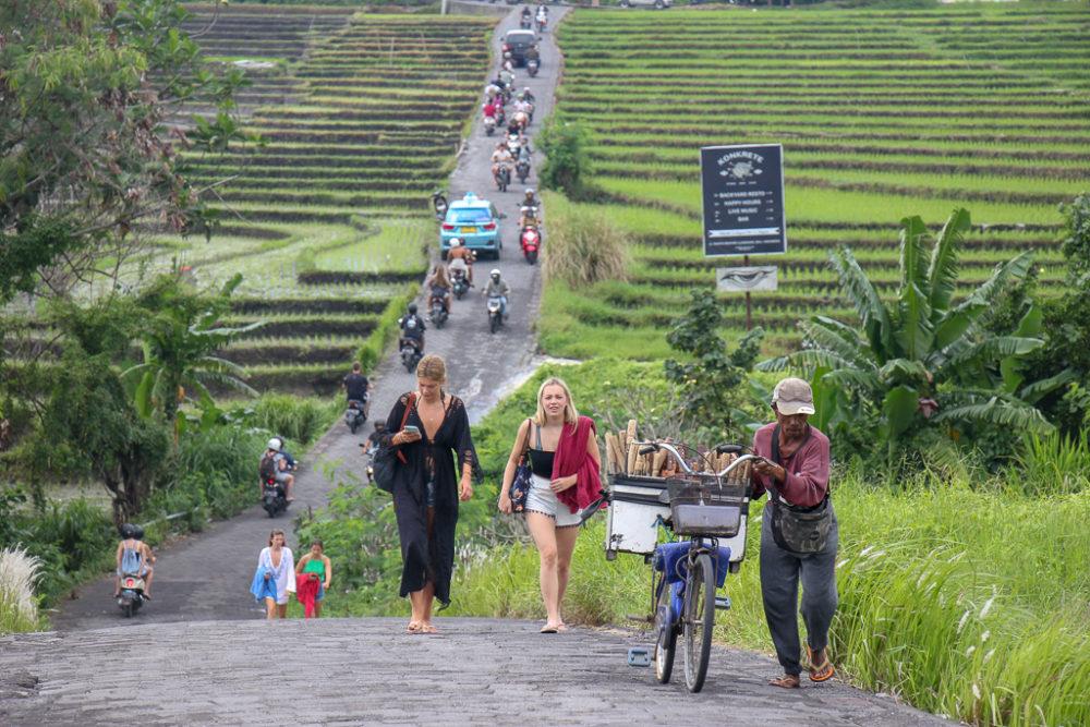 Traffic-Canggu-Bali-Indonesia-canggu bali things to do,canggu blog,canggu guide,canggu travel guide,things to do in canggu blog