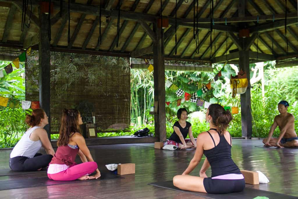 canggu blog yoga