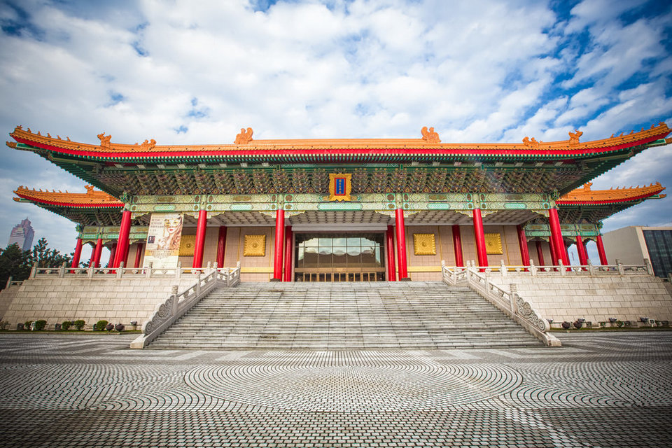 National Chiang Kai-shek Memorial Hall,best places to visit in taipei (3)
