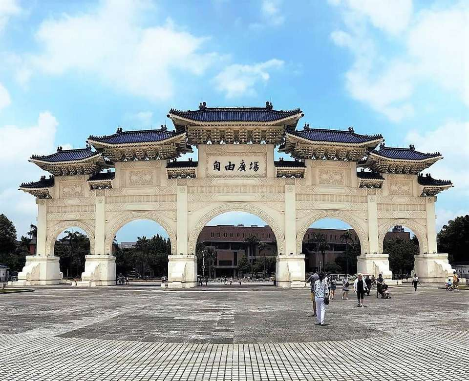 National Chiang Kai-shek Memorial Hall,best places to visit in taipei (5)