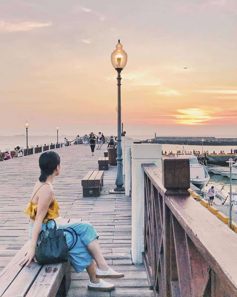Tamsui Harbour,best places to go in taipei,where to go in taipei,best places to visit in taipei,top places to visit in taipei (1)