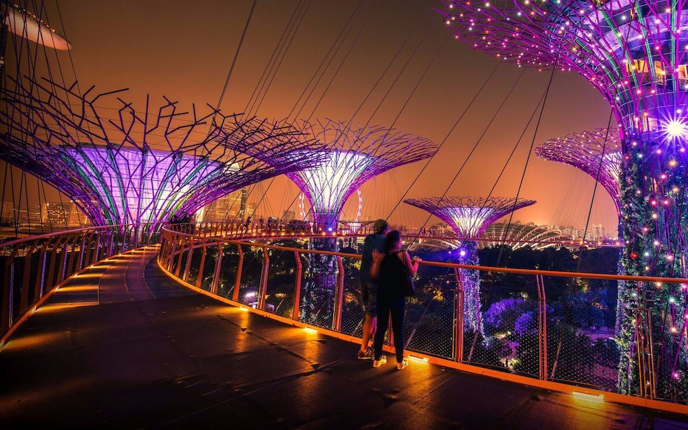 OCBC Skyway,,gardens by the bay blog,gardens by the bay singapore,how to visit gardens by the bay,gardens by the bay guide singapore (1)