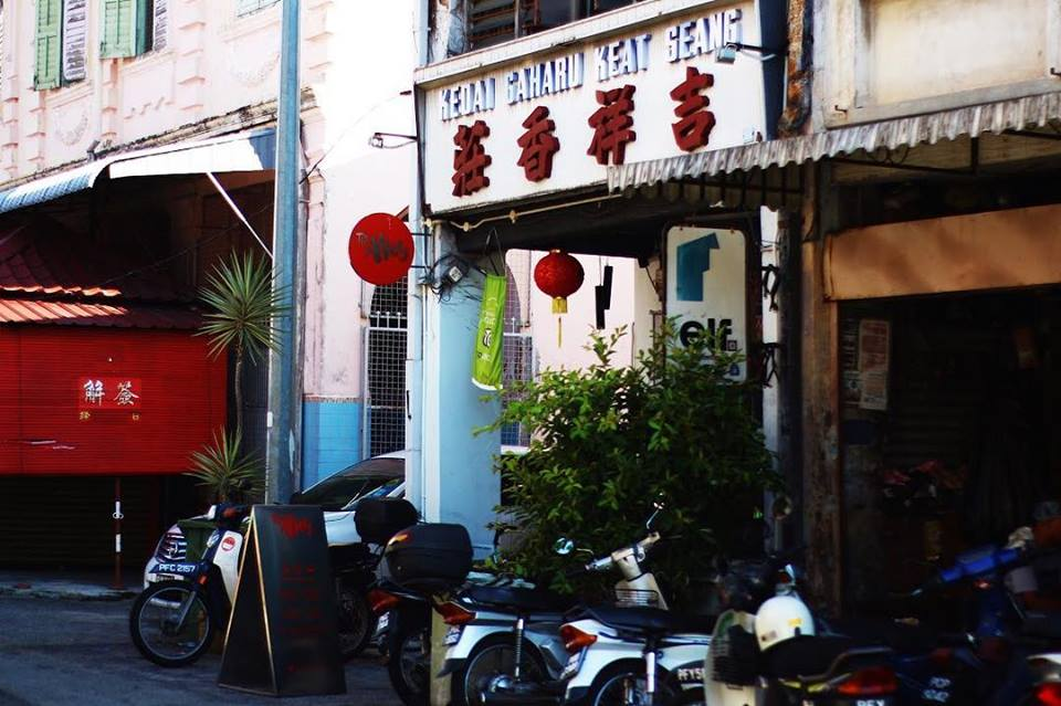 The Alley, 5 Stewart Lane,best coffee shop in penang,good cafe in penang,top cafe in penang malaysia (11)
