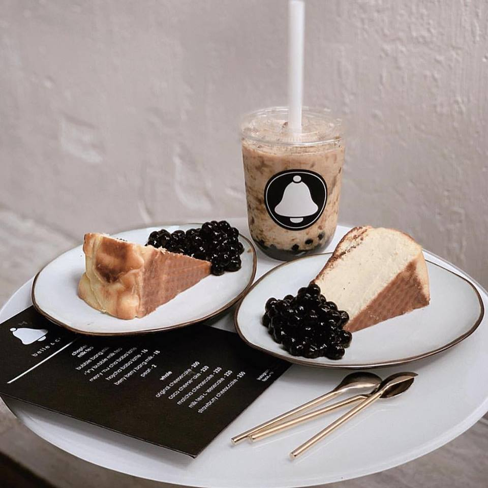 Belle and Cream,best coffee shop in penang,best cafe in penang,best coffee in georgetown penang