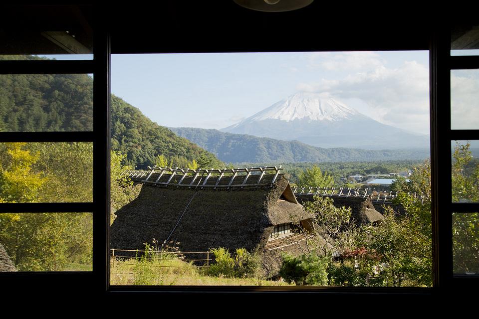 Saiko Iyashino-Sato Nenba (Ancient Japanese Village),kawaguchiko travel blog (7)