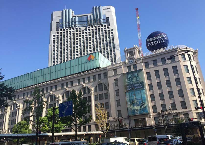 Namba nankai station