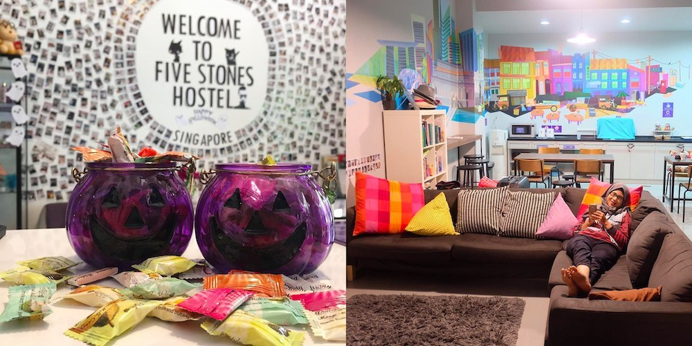 Five Stones,affordable hostel in singapore,affordable hostels in singapore,best budget hostel in singapore (8)
