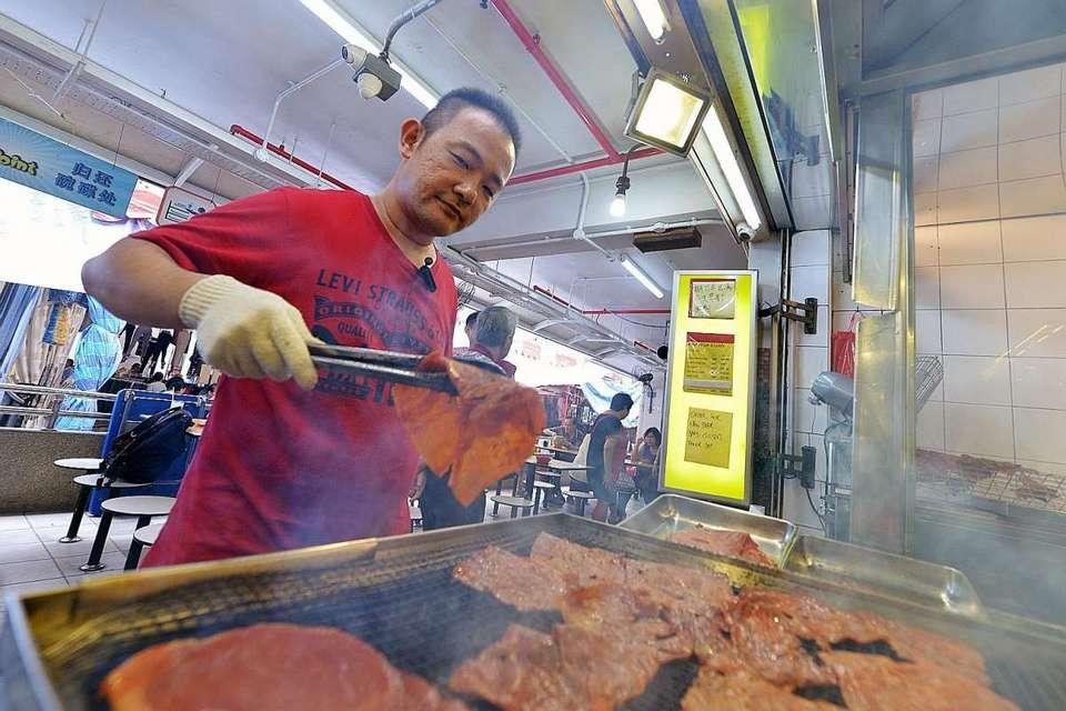 Bakkwa Dried Beef at Peng Guan (1)