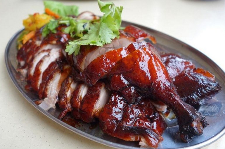 Tiong Bahru Meng Kee Roast Duck,chinatown singapore must eat,must eat in chinatown singapore (13)