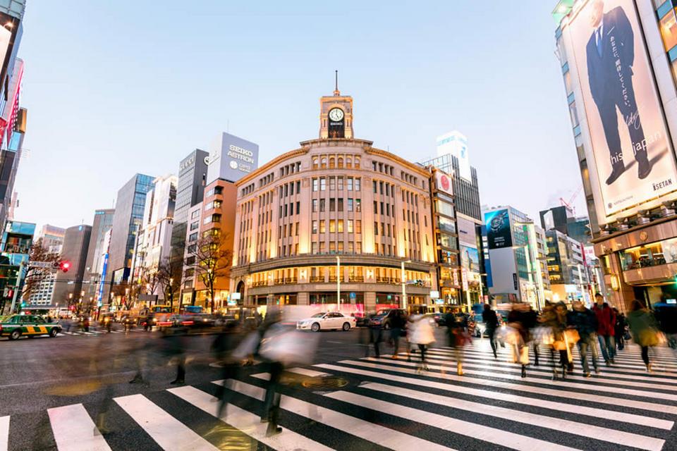   best neighbourhoods in tokyo