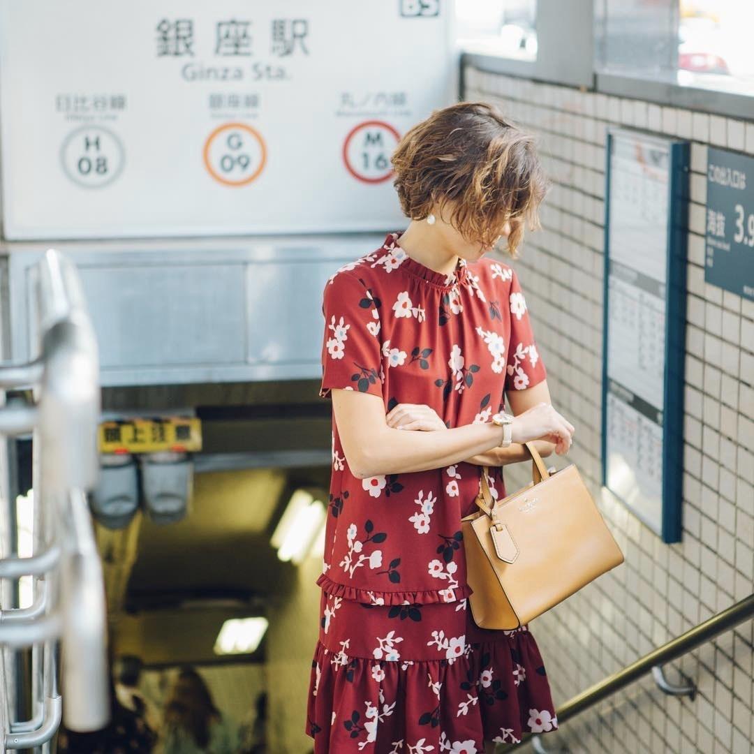 Ginza Station.1