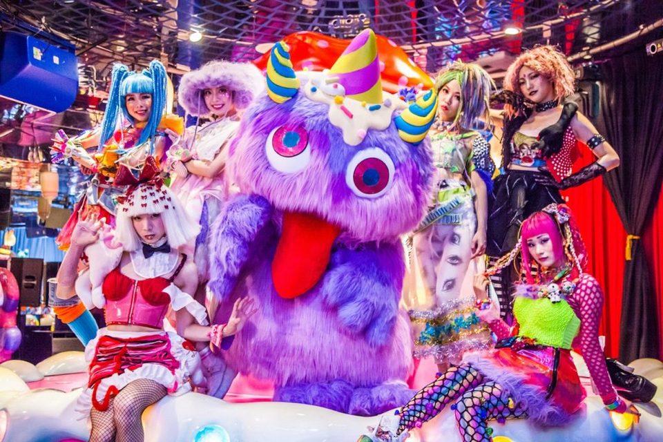 Kawaii Monster Cafe harajuku (5)