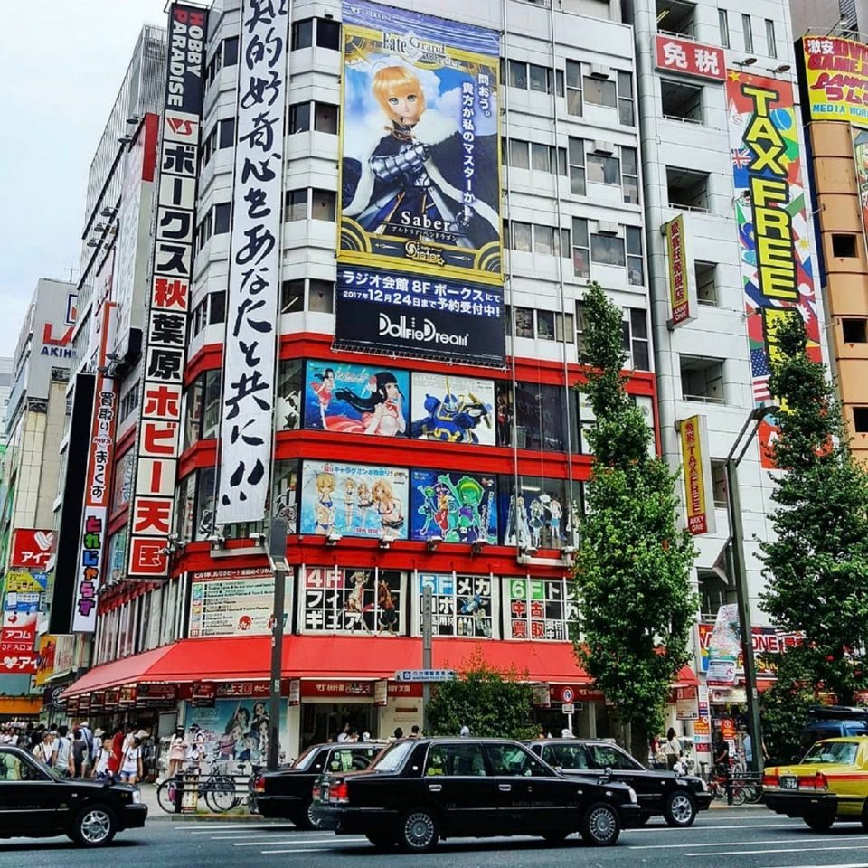LAOX Akihabara Main Shop
