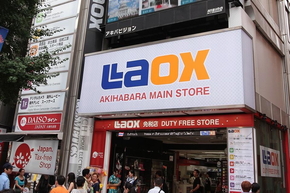 LAOX Akihabara Main Shop11