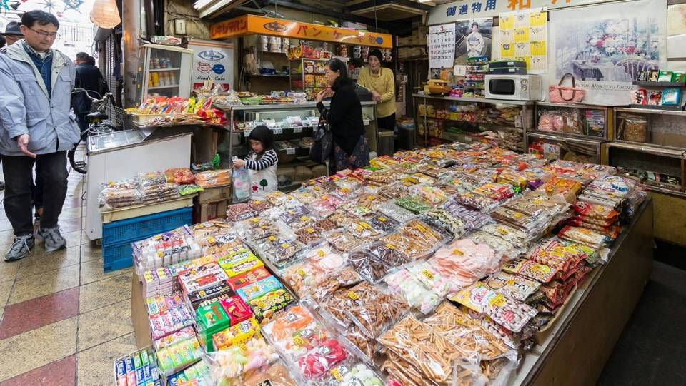 Janjan Yokocho Shinsekai-08919| cheap shopping street in osaka
