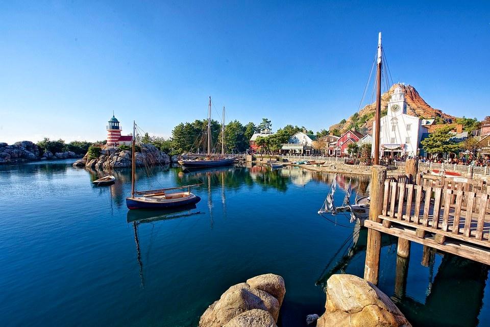 American Waterfront disneysea