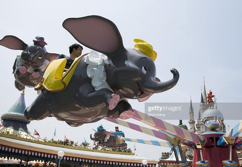 Dumbo the Flying Elephant2