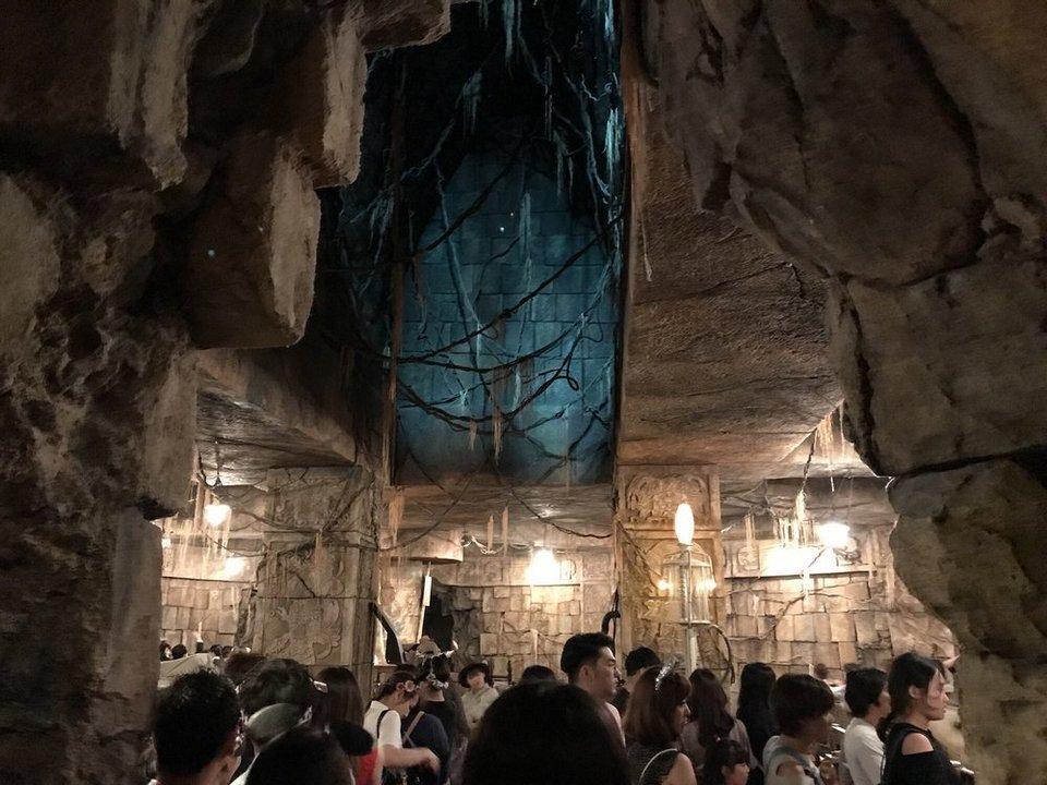 Indiana Jones Adventure Temple of the Crystal Skull4