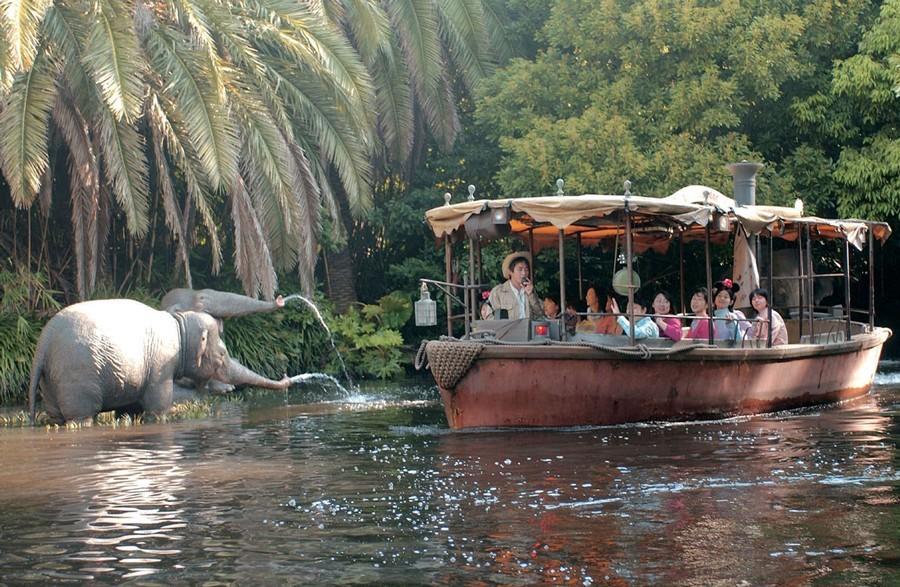 Jungle Cruise Wildlife Exploration