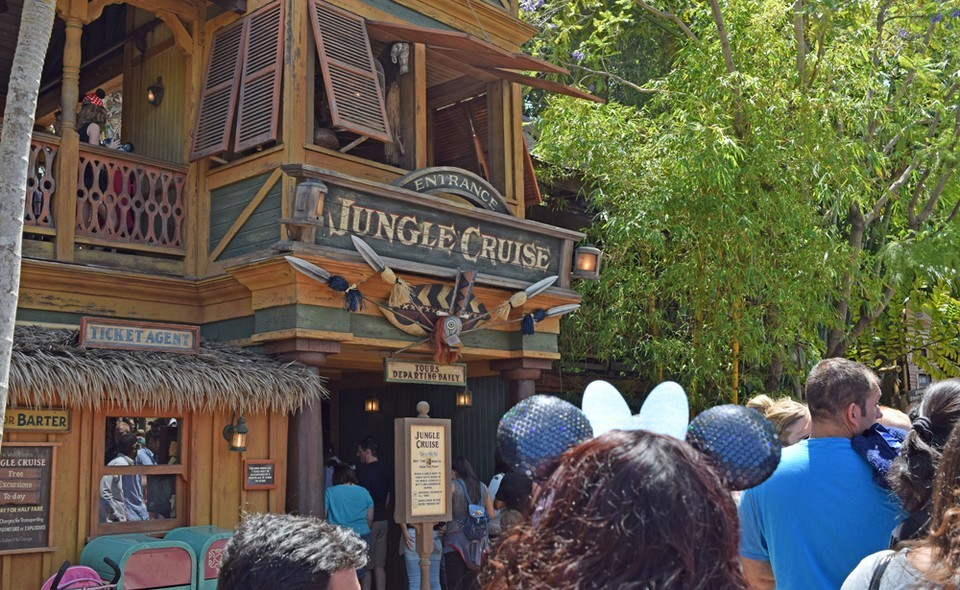Jungle Cruise: Wildlife Exploration