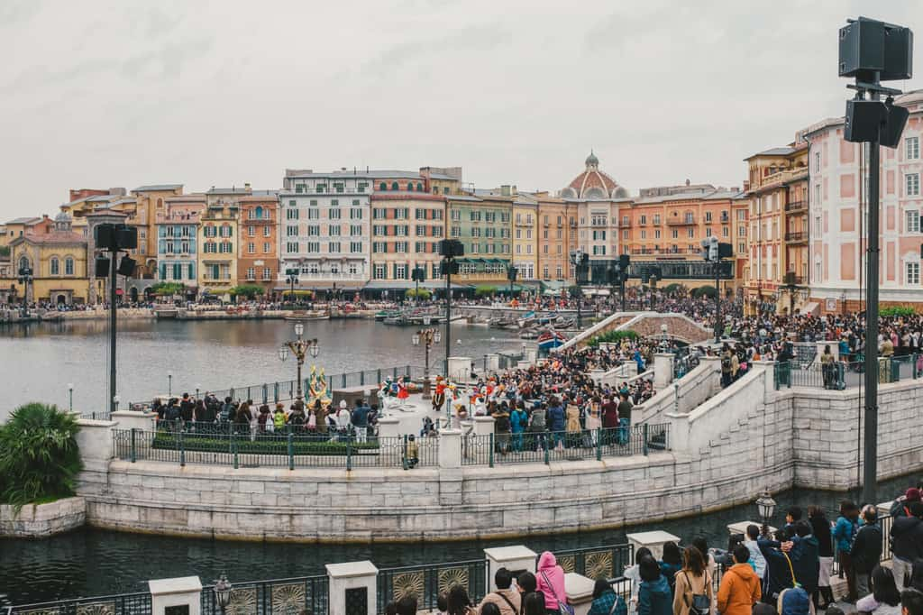 The majestic DisneySea Tokyo is one of the dream parks of tourists around the world.