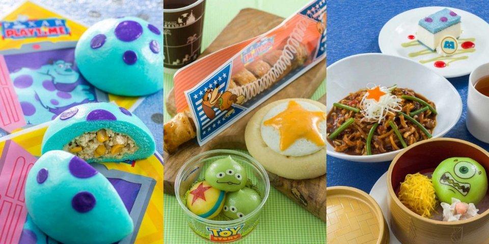 tokyo-disneyland food