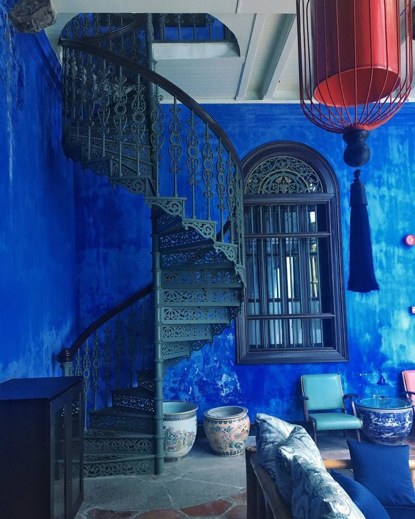 Cheong Fatt Tze Mansion (The Blue Mansion) penang (2)