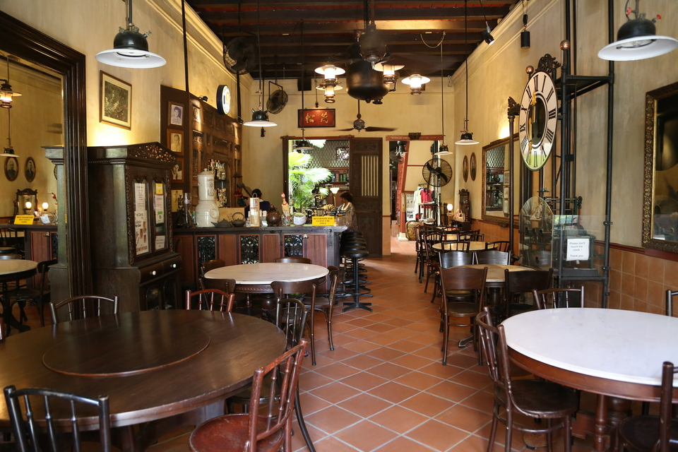 Edelweiss cafe penang