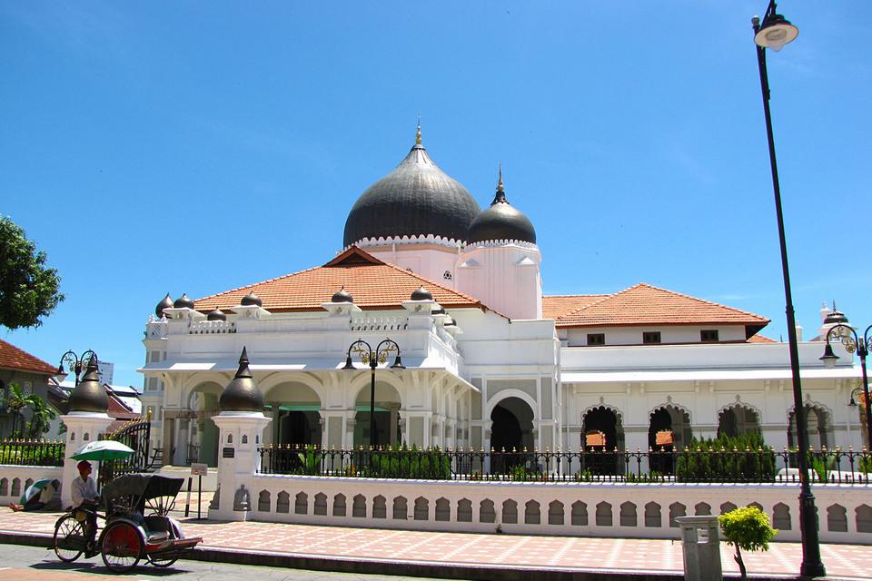 Kapitan Keling Mosque penang (2)