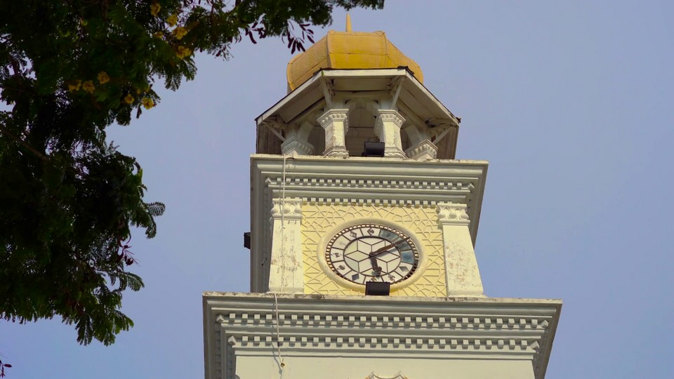 The Queen Victoria Memorial Clock Tower (Jubilee Clock Tower) (2)| best places to visit in penang malaysia
