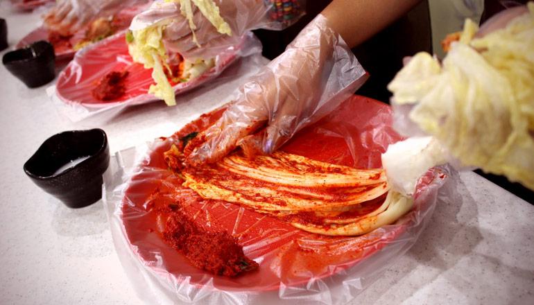 Make the legendary Kimchi dish at Kimchi House (1)