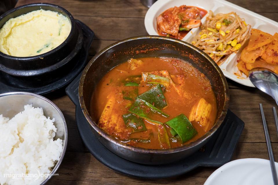Spicy Braised Hairtail Stew