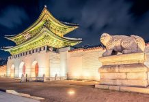 1Gwanghwamun_gate,5 grand palaces in seoul,5 palaces in seoul,5 palaces seoul,five grand palaces in seoul (1)