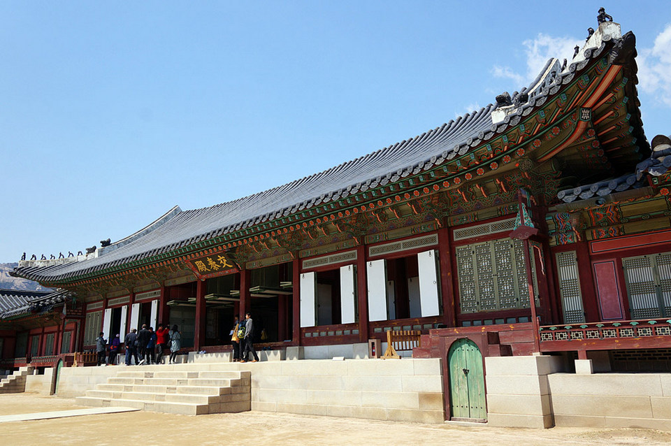 Gyeongbokgung ,5 grand palaces in seoul,5 palaces in seoul,5 palaces seoul,five grand palaces in seoul