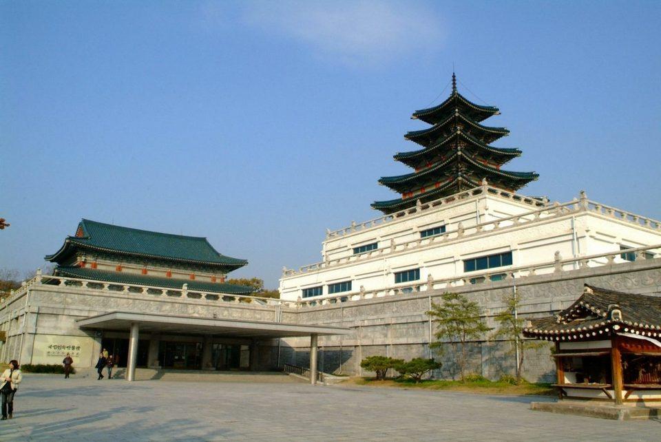 National Folk Museum of Korea 1